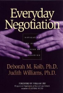 Everyday Negotiation