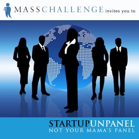 MassChallenge UnPanel Event