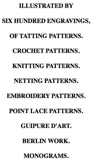 The Project Gutenberg eBook of BEETON_S BOOK OF NEEDLEWORK-table of contents